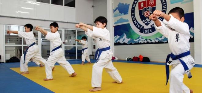 Shidai dojo , 1
