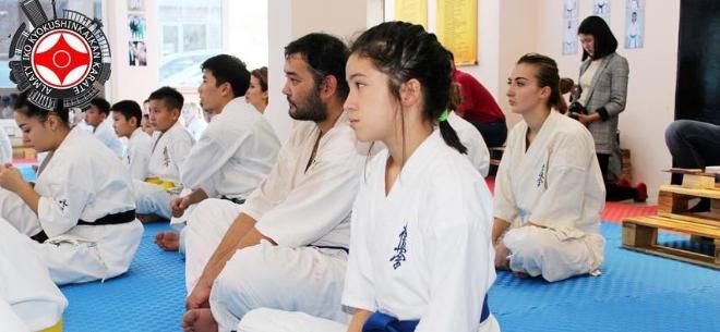 Shidai dojo , 2