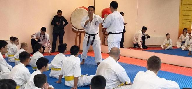 Shidai dojo , 6