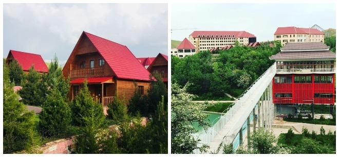 Горнолыжный курорт «Тау Самалы», 3