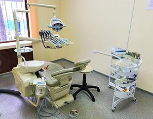 Красивая и ровная улыбка! Лечение, чистка и удаление зубов в стоматологии «Стомасервис» со скидкой до 68%!