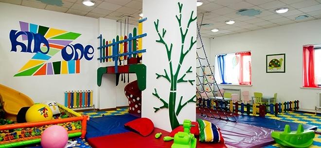 Детская игровая комната Kidzone, 1