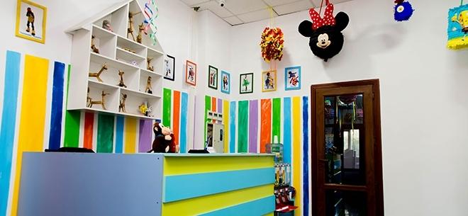 Детская игровая комната Kidzone, 5