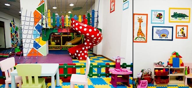 Детская игровая комната Kidzone, 6