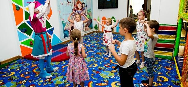 Детская игровая комната Kidzone, 7