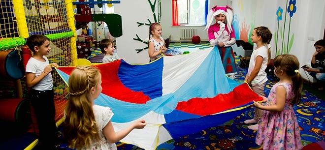 Детская игровая комната Kidzone, 8