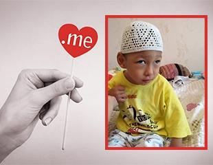 Ермек Серкенбаев. Благотворительный сбор средств. Диагноз: ДЦП.