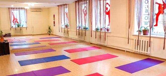 Йога-центр «ОМ», 1