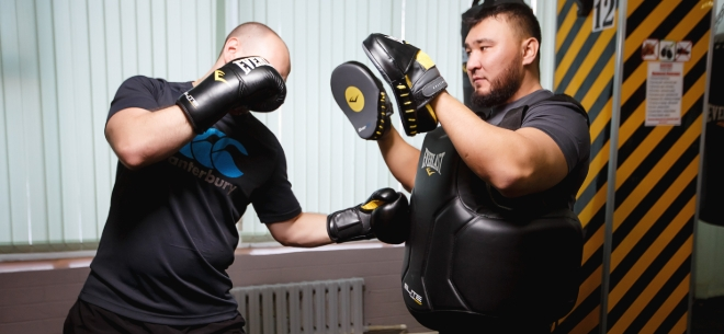 «Rounds» Boxing & Fitness, 6