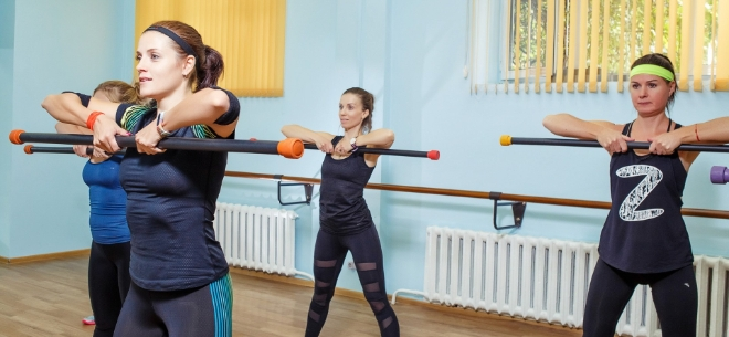 «Rounds» Boxing & Fitness, 8