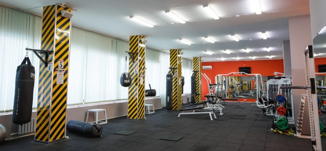 «Rounds» Boxing & Fitness, 9