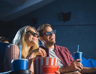 Попробуй фильм на вкус! Любимое кино + сеты в VIP-кинотеатре Chubary Rooms со скидкой 50%!