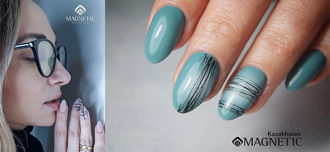 Magnetic School and Nail Studio, 2