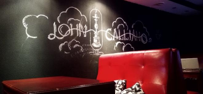 John Calliano, 4