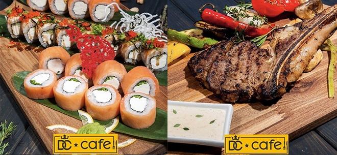Ресторан Dacar, 2