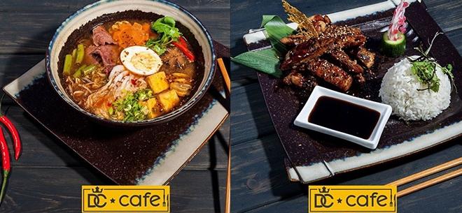 Ресторан Dacar, 4