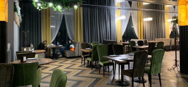 «Cafe Promenade. Восточка», 5