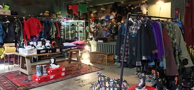 Магазин SnowShop , 2