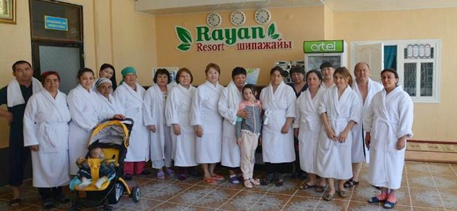 Санаторий Rayan Resort на Сарыагаш, 6