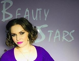 Просто отпад! Создание вечернего и праздничного образа со скидкой до 69% в студии красоты Beauty Stars!