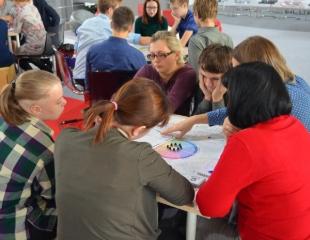 Впервые в Алматы! Игра-коучинг «Мир профессий будущего» поможет найти свой путь для школьников и их родителей от Академии трансформации жизни со скидкой 55%!