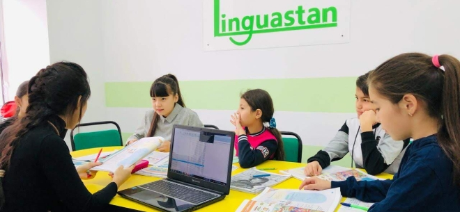 Linguastan Almaty, 2