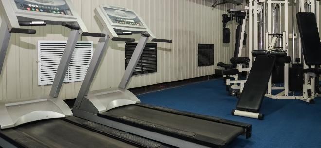 Фитнес-клуб Be First, 2