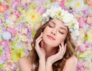 Встречай весну в идеальной форме! Чистка лица, пилинг, lash-услуги и миостимуляция различных частей тела от косметолога Али в студии красоты Gold Style со скидкой от 50%!