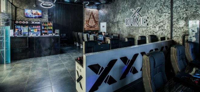 Х-Game в ТРЦ Dostyk Plaza, 7