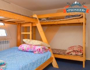 Для настоящих романтиков! Проживание + завтрак для двоих в горной гостинице на семейном курорте Pioneer! Скидка 45%!