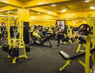 Хотите похудеть или нарастить мускулы? Приходите в тренажерный зал Kazfitness! Посещение со скидкой до 79%!