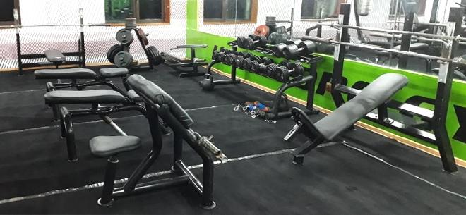 Тренажерный зал Hardcore Gym, 8
