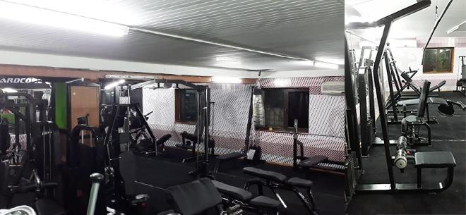 Тренажерный зал Hardcore Gym, 9