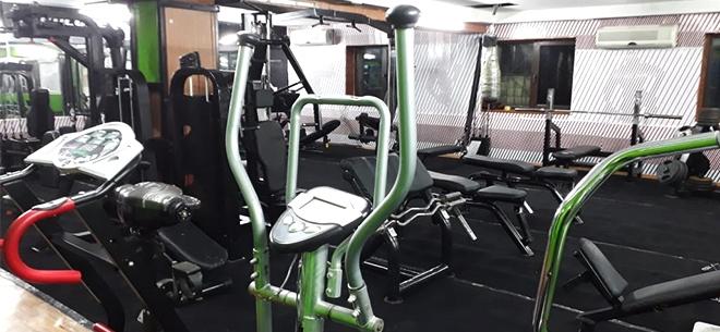 Тренажерный зал Hardcore Gym, 7