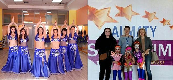 S.D.F. Dance Studio, 4