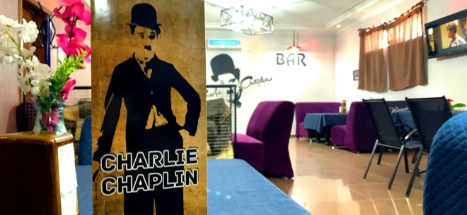 Charlie Chaplin gastro bar, 1