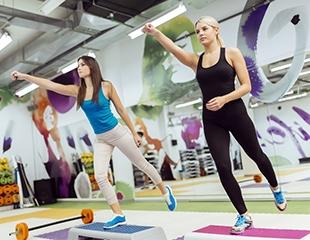 Выберите свой ритм! Zumba Fitness, программа 90-60-90 в фитнес-клубе «Артурион» со скидкой до 75%!