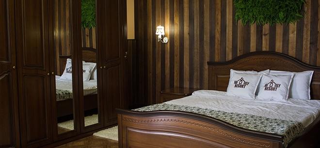 Гостиничный комплекс Family Resort, 1