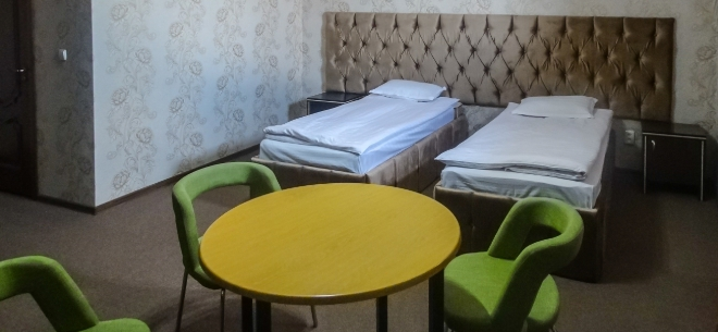 Гостиница London Grad в г. Шымкент, 6