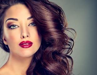Красота в любой ситуации! Дневной, вечерний и свадебный макияж от мастера Казына со скидкой 50%!