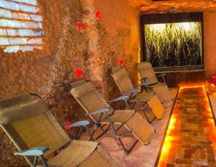 Отдохни с пользой! Посещение Соляной пещеры «Сольнышко» со скидкой до 51%!