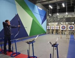 В яблочко! Стрельба из лука со скидкой до 40% в стрелковом клубе Target Club в ТРЦ «Grand Park»!
