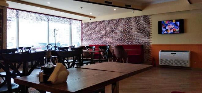 Новый ресторан Nauat на левом берегу, 3