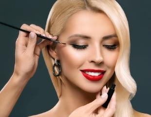 Доверьтесь красоте! Дневной, вечерний, свадебный и экспресс-макияж от мастера с 15-летним стажем Елены в салоне красоты «Вишенка» со скидкой до 67%!