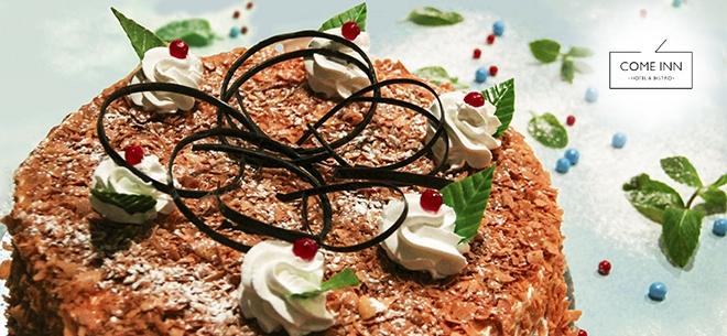 Торты от Come Inn Bistro, 1