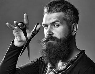 Королевское бритье, моделирование бороды, мужские, детские стрижки и другие услуги от салона красоты Family Beauty Club со скидкой до 55%!