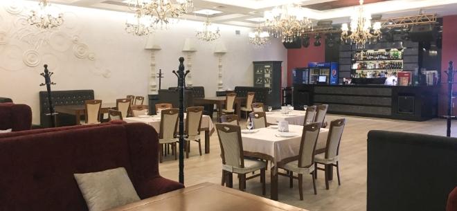 Ресторан Sanjak, 3