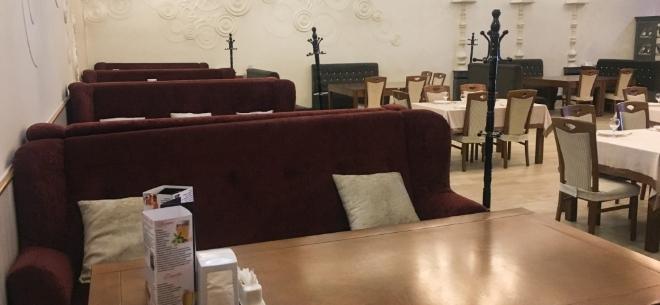Ресторан Sanjak, 4