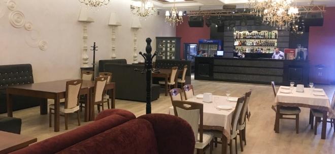 Ресторан Sanjak, 5