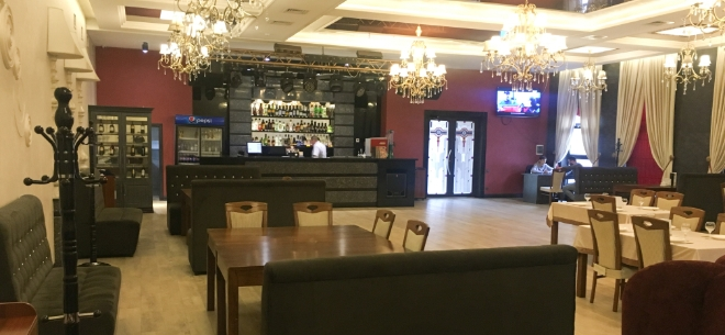 Ресторан Sanjak, 6